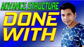 Download ADVANCE ENGLISH STRUCTURE DONE WITH Video
