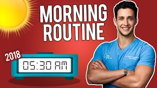 Download How I ACTUALLY Start My Morning | 2018 Morning Routine | Doctor Mike Video