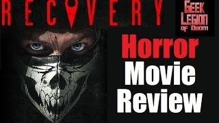 Download RECOVERY ( 2016 Rachel DiPillo ) Horror / Thriller Movie Review Video