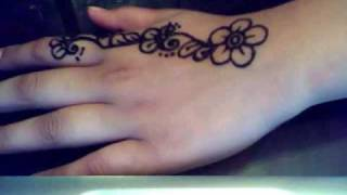 Download Henna By Sabina- Simple, but elegant design. Video