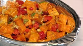 Download Roasted Sweet Potato Salad - Lynn's Recipes Video