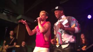 Download Frankie Grande & Todrick Hall Performing ″Theme Queens″ at Rockwell (1/10/16) Video