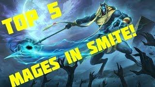 Download Top 5 Best Mages/Mid in Smite! Video