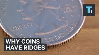 Download Here's why some coins have ridges on their side Video