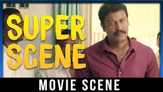Download Thondan - Super Scene | Samuthirakani | Vikranth | Sunaina Video