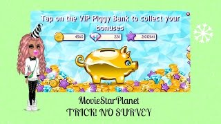 Download ♥How to get unlimited Starcoins, Diamonds & VIP on MSP♥ Video
