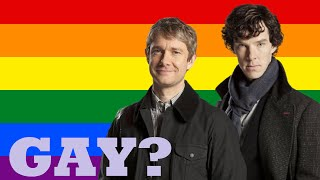 Download Are They Gay? - Sherlock Holmes and John Watson (Johnlock) Video