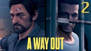 Download THE LUCKIEST CRIMINALS EVER!! | A Way Out | Lets Play - Part 2 Video