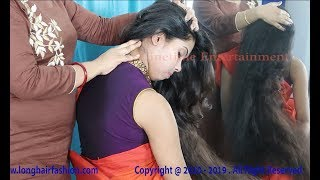 Download Best Relaxing Head Massage for Extreme Long Hair Growth | Tress Relief Massage Video