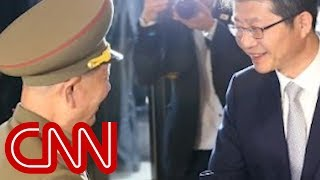 Download North and South Korea exchange fire at border Video