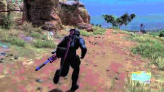 Download MGS5:TPP Rock Hyrax Location Video