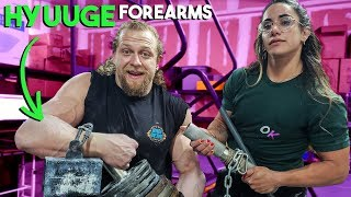 Download How To GET BIG FOREARMS FAST (*SCIENCE*) Video