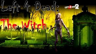 Download Left 4 Dead Biology: The Witch | Why does she cry and scream | Attacks, Origins, Sounds, and Story Video
