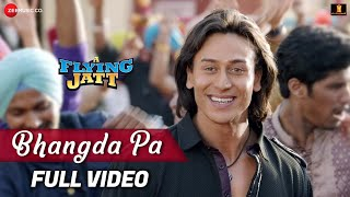 Download Bhangda Pa - Full Video | A Flying Jatt | Tiger Shroff, Jacqueline F | Vishal D, Divya K & Asees K Video