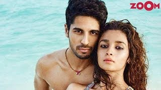 Download Alia Bhatt REACTS on Sidharth Malhtora's comment on their relationship | Bollywood News Video