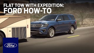 Download How to Flat Tow: Expedition | Ford How-To | Ford Video