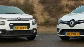 Download ANWB Dubbeltest Citroën C3 vs. Renault Clio 2017 Video