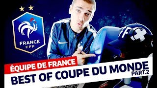Download Equipe de France, Best Of Coupe du Monde (partie 2) I FFF 2018 Video