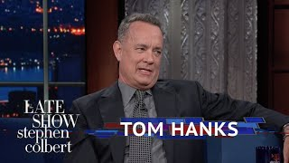 Download Tom Hanks Has 17 Short Stories From His Acting Days Video