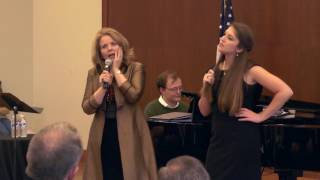Download Julie Marie Britt- Master Class with Renee Fleming Video
