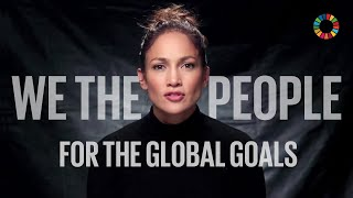 Download 'We The People' for The Global Goals Video