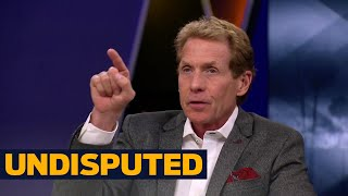 Download Skip Bayless reacts to Golden State Warriors' 2017 NBA Finals win | UNDISPUTED Video