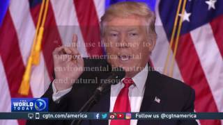 Download Trump threatens to end US effort against climate change Video