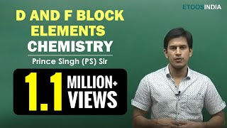 Download D and F Block Elements | NEET | Chemistry by Prince (PS) Sir Video
