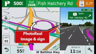 Download How to Navigate With the Garmin DriveSmart GPS Video