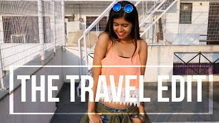 Download The Travel Edit: How to NOT overpack! Video