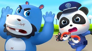 Download Bayi Panda Super Cerdik | Menangkap Pencuri | Kumpulan Film Panda | BabyBus Bahasa Indonesia Video