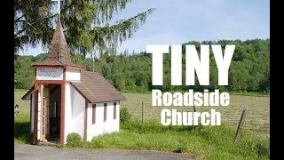Download This TINY church house is only TEN FEET LONG! Video