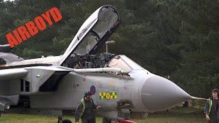 Download Royal Air Force Tornado Final Flights • RAF Marham Video