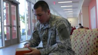 Download Military College Student Experience: Adrian Perez Video