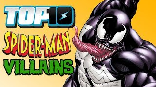 Download Top 10 Spider-Man Villains w/ DEATH BATTLE's Wiz Video
