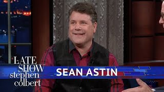Download Sean Astin Knew Nothing About 'Lord Of The Rings' Once Upon A Time Video