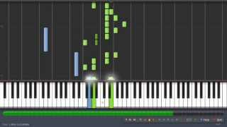 Download Vois sur ton chemin - Les Choristes (piano part) [100% speed] - Synthesia Video