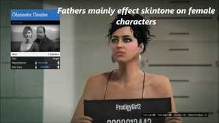 Download How To Make A Pretty Female Character GTA 5 Online″Next-Gen″ Character Creator Video