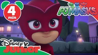 Pj masks super pigiamini larmata dei lattanti disney junior
