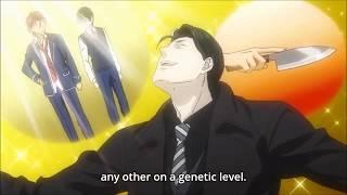 Download SHOKUGEKI NO SOUMA - Erina knows saiba joichiro is soma father Video