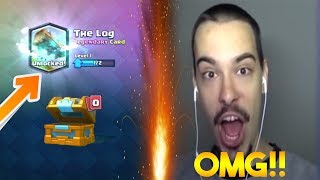 Download Top 5 ULTIMATE Chest Opening REACTIONS in Clash Royale| Best legendary card reactions #4 Video