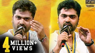 Download Simbu tit-for-tat on stage with a person from crowd Video