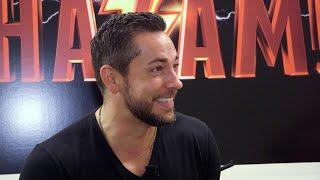 Download Shazam! Zachary Levi on Becoming a 'Bona Fide Superhero' (Exclusive) Video