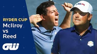 Download Rory McIlroy vs Patrick Reed Highlights | Ryder Cup 2016 | Golfing World Video