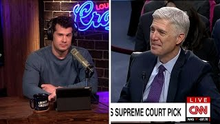 Download HIGHLIGHT: Gorsuch's Greatest Comebacks! | Louder With Crowder Video