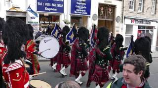 Download The Black Watch Do The Royal Mile Video