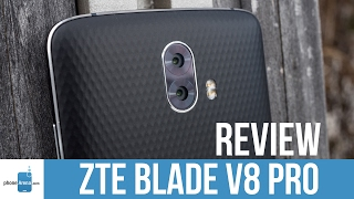 Download ZTE Blade V8 Pro Review Video
