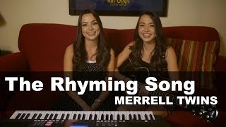 Download Merrell Twins - Rhyming Song Video