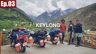 Download Manali to Keylong | Rohtang Pass || Ladakh Trip 2017 ~Ep.03 Video