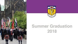 Download Summer Graduation 2018 Video